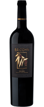 2014 BR Cohn Malbec, Olive Hill Estate 750ml