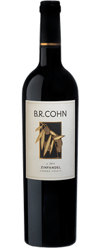2014 BR Cohn Zinfandel, Sonoma County, 750ml