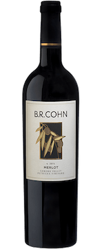 2016 BR Cohn Merlot, Petricka Vineyard, Sonoma Valley, 750ml