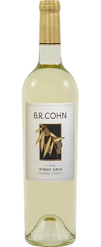 2016 BR Cohn Pinot Gris, Sonoma County, 750ml