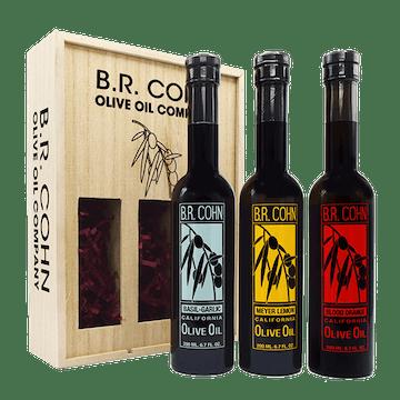 Flavored Olive Oil Trio