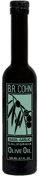 Basil-Garlic California Olive Oil, 200ml
