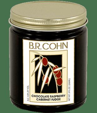 Chocolate Raspberry Cabernet Fudge, 9 oz