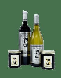 Wine & Dessert Set